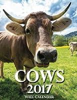Cows 2017 Wall Calendar