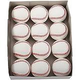 GP (ジーピー) 野球 硬式ボール 練習球 【12個入り/1個入り/蛍光球12個入り】