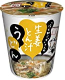 エースコック 「冷え知らず」さんの生姜とん汁うどん 63g×12個
