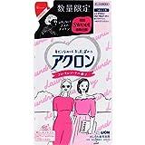 【sweetデザイン】アクロン おしゃれ着洗剤 フローラルブーケの香り 詰め替え 400ml