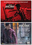 2015 PROMO Card INTO THE BADLANDS - Daniel Wu AMC Martial Arts Show