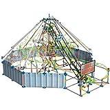 KNEX Disney Parks Space Mountain Roller Coaster Buidling Set [並行輸入品]