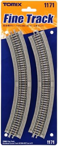 Nゲージ関連用品 高架HC280‐45 (F) (2本セット) 1171