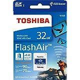 Toshiba Flashair w-04?32?GB SDHCクラス10メモリカード