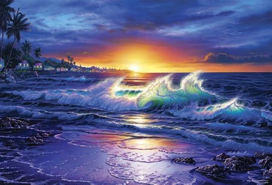 金額ひばり比類なき2000ピース 輝きの海辺 S82-952