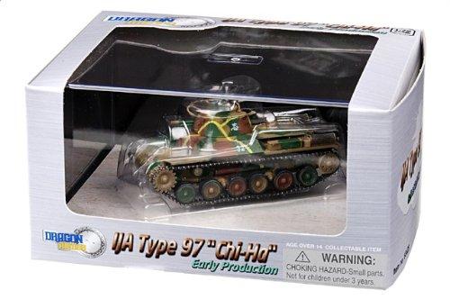 1:72 ドラゴンモデルズ アーマー コレクター シリーズ 60429 三菱 Type 97 Chi-Ha ディスプレイ モデル IJA 1st 装甲車 Rgt Malaya 1942【並行輸入品】