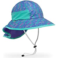 Sunday Afternoons Kids Play Hat, Purple Arrow, Small