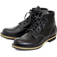 (レッドウィング) RED WING 9014 BECKMAN ROUND BOOTS(ベックマンラウンドブーツ) ブラック「フェザーストーン」
