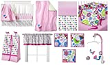 Best Bacati布団セット - Botanical 10 pc Crib Bedding Set by Bacati Review