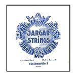 JARGAR STRINGS ( ヤーガー ストリングス ) 弦 A スチール / クロムスチール巻 Cello ( チェロ ) 用