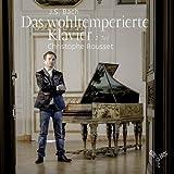 J.S.バッハ : 平均律クラヴィーア曲集 第2巻 BWV 870-893 (全曲) (J.S.Bach : Das wohltemperierte Klavier 2. Teil / Christophe Rousset) (2CD) [輸入盤]