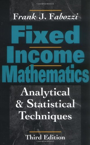 Download Fixed Income Mathematics 0786311215