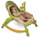 Fisher Price(フィッシャープライス) Newborn-to-Toddler Portable Rocker (バウンサー)【並行輸入】