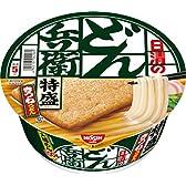 日清食品日清のどん兵衛特盛きつねうどん(西)1箱12食