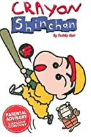 Crayon Shinchan VOL 04 {Mature} (Crayon Shinchan - Reissue)