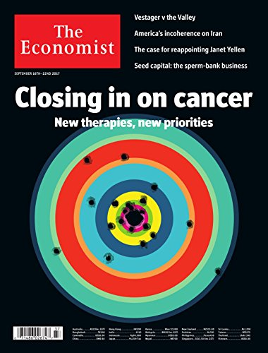 The Economist [UK] Sp 16 - 22 2017 (単号)