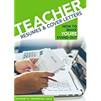 Teachers Resume and Cover Letter (English Edition)