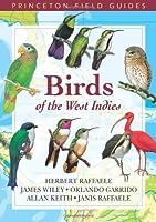 Birds of the West Indies (Princeton Field Guides) by Herbert Raffaele James Wiley Orlando Garrido Allan Keith Janis Raffaele(2003-09-22)