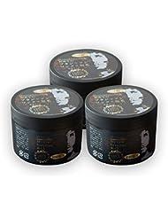【単品】メンズ専 ブラジリアンワックス BABY WAX 専門サロンの初めてのブラジリアンワックス脱毛【100%国産無添加】 (3個セット)