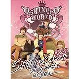 SHINEE THE 2ND CONCERT ALBUM [SHINEE WORLD Ⅱ IN SEOUL] 2CD (韓国盤) (ポスター、他特典付:下記参照)(ワンオンワン店限定)/