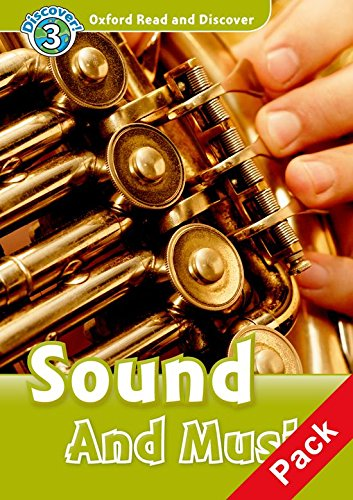 Oxford Read and Discover: Level 3: Sound and Music Audio CD Pack