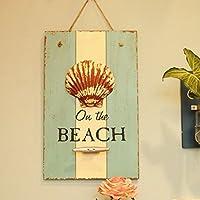 コートラック コートフック地中海スタイルのシングルパーソナリティキーフレーム装飾コートフックウォールコートラック (色 : A)