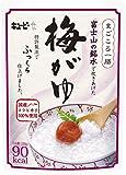 まごころ一膳 富士山の銘水で炊きあげた梅がゆ 250g