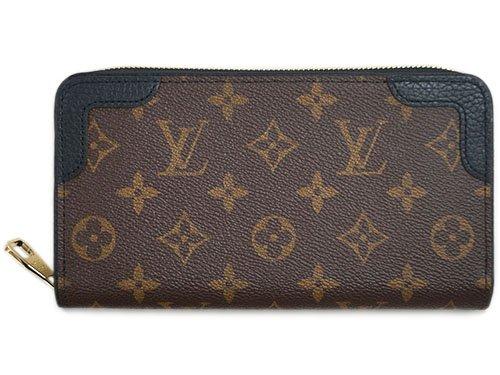 (ルイヴィトン) LOUIS VUITTON M61855 財布 ラウンドファスナー長財布 12枚カード モノグラム ジッピーウォレット レティーロ ノワール [並行輸入品]