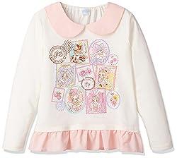 (バンダイ)bandai キラキラプリキュアアラモードデザインTシャツC
