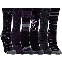 Kirkland Signature Womens 6 Pack Extra Fine Merino Wool Trail Socks