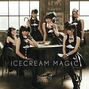 ICE CREAM MAGIC [通常盤A]