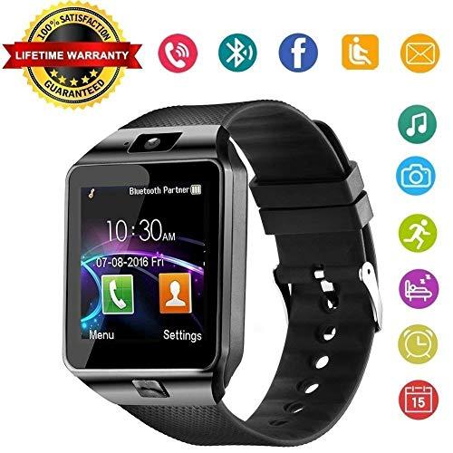 スマートウォッチ Bluetooth搭載 多機能腕時計 スマ...