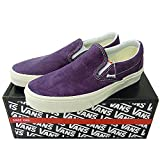 CLASSIC SLIP-ON(Washed) Plum Purple