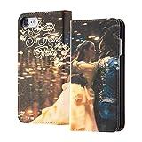 iPhone 7 ディズニー映画『美女と野獣』 / 手帳型ケース / 美女と野獣17