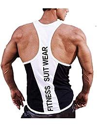 タンクトップ メンズ トレーニングウェア ノースリーブ 筋トレ スポーツウェア ボディビル フィットネスTシャツ トップス マッスルフィット スポーツベスト ジム ジャージベスト 袖なし 伸縮性あり