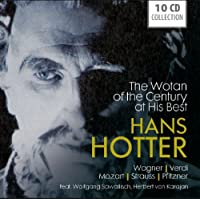 Hans Hotter: The Wotan of the Century at His Best by Various Artists