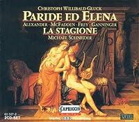 Paride & Elena-Comp Opera