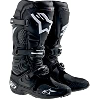 Alpinestars unisex-adult Tech 10 Boots 7 ブラック 3410-1083-PU