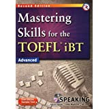 Mastering Skills for the TOEFL iBT Second Edition Speaking Book with MP3 CD