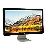 [ 中古ディスプレイ ] Apple A1407 Thunderbolt Display 27インチ ワイド 解像度 2560×1440 [ スピーカー内蔵 ]
