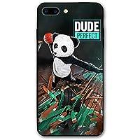 DuDe Perfect Iphone 7/8 Plus 用携帯ケース 新しい 3D印刷 ッグ アイフォン シリコン男女兼用
