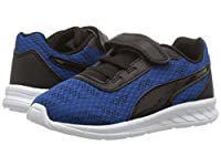 [プーマ] Puma Kids ボーイズ Meteor V (Toddler) スニーカー True Blue/Puma Black 7 Toddler(14cm) - M [並行輸入品]