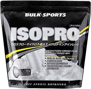 バルクスポーツ アイソプロ 1kg ココアミルク