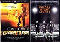 Coach Carter Friday Night Lights : Sports Movie 2 Pack [並行輸入品]