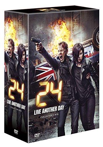 24 -TWENTY FOUR- リブ・アナザー・デイ DVDコレクターズBOXの詳細を見る