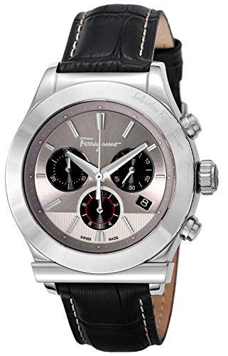 [サルヴァトーレ・フェラガモ]Salvatore Ferragamo 腕時計 フェラガモ1898 グレー文字盤 FFM090016 メンズ 【並行輸入品】