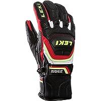 レキ スキーグローブ ワールドカップ レース コーチ フレックス WORLDCUP RACE COACH FLEX S GTX BK/RD/WH 8.0(M)