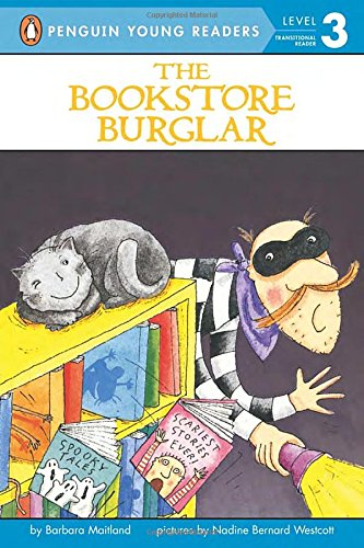 The Bookstore Burglar (Penguin Young Readers, Level 3)の詳細を見る