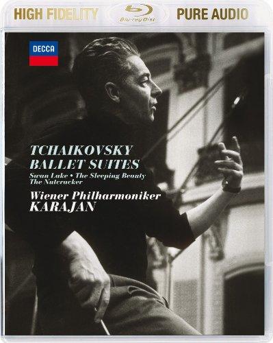 チャイコフスキー:三大バレエ組曲