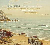 Jean Cras les melodies avec orchestre